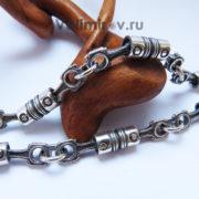 Серебряная цепь Поршень