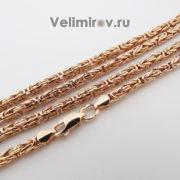 Византийская цепочка из золота.